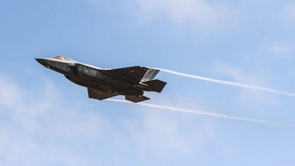 Amerykański myśliwiec F-35. Zdjęcie archiwalne - Sputnik Polska