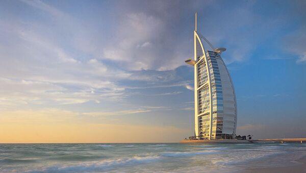 Hotel Burj Al Arab - Sputnik Polska