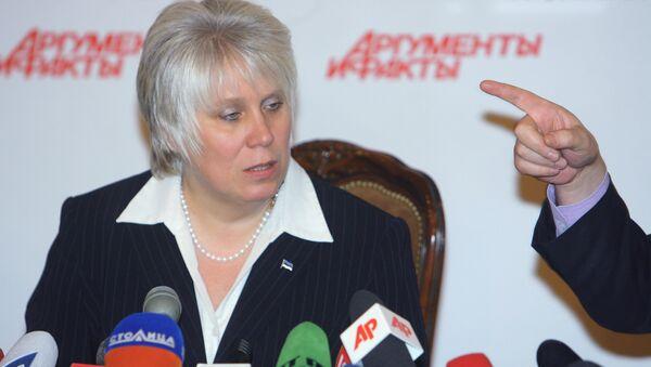 Minister spraw zagranicznych Estonii Marina Kalurand - Sputnik Polska