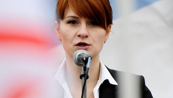 Maria Butina oskarżana o szpiegostwo - Sputnik Polska