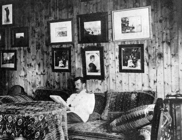 Mikołaj II Romanow - Sputnik Polska