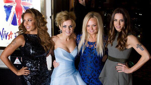 Wokalistki grupy Spice Girls - Sputnik Polska