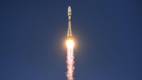Start rakiety nośnej Sojuz 2.1b na kosmodromie Wostocznyj - Sputnik Polska