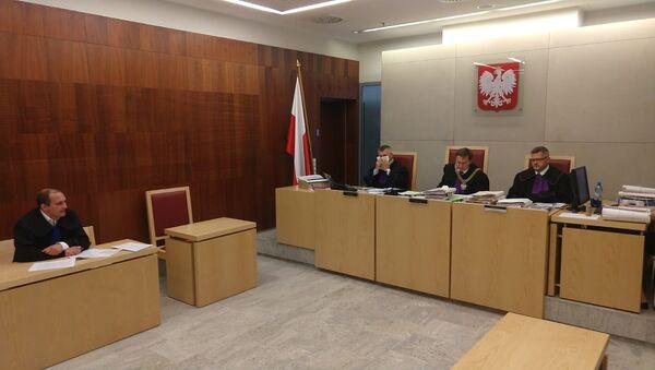 Naczelny Sąd Administracyjny w Warszawie. Sprawa Leonida Swiridowa. 27.07.2018 r.  - Sputnik Polska