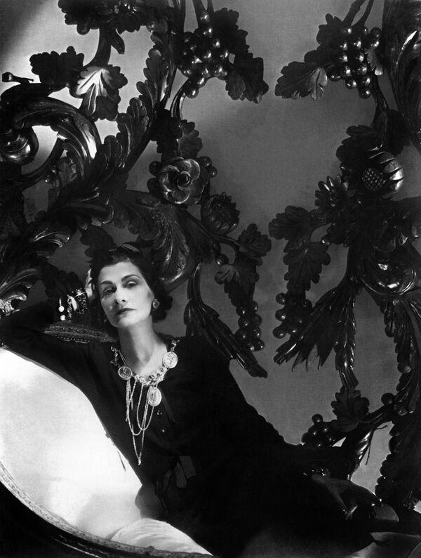 Francuska projektantka mody Coco Chanel - Sputnik Polska