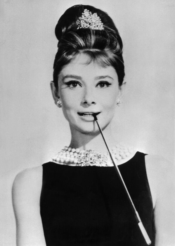 Brytyjska aktorka Audrey Hepburn - Sputnik Polska