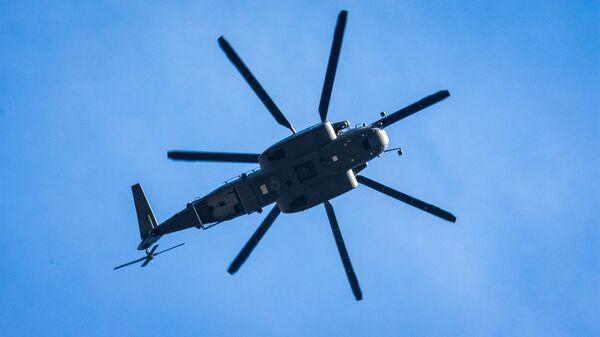 Helikopter - Sputnik Polska