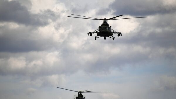 Śmigłowiec Mi-8 - Sputnik Polska