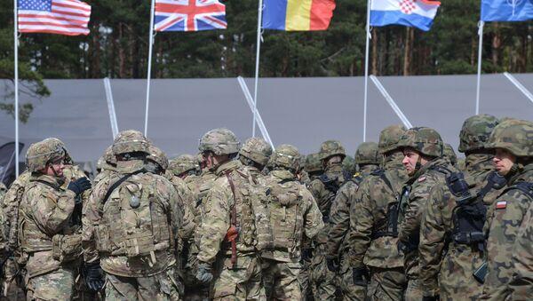 Na Bałkanach powstanie baza lotnicza NATO - Sputnik Polska