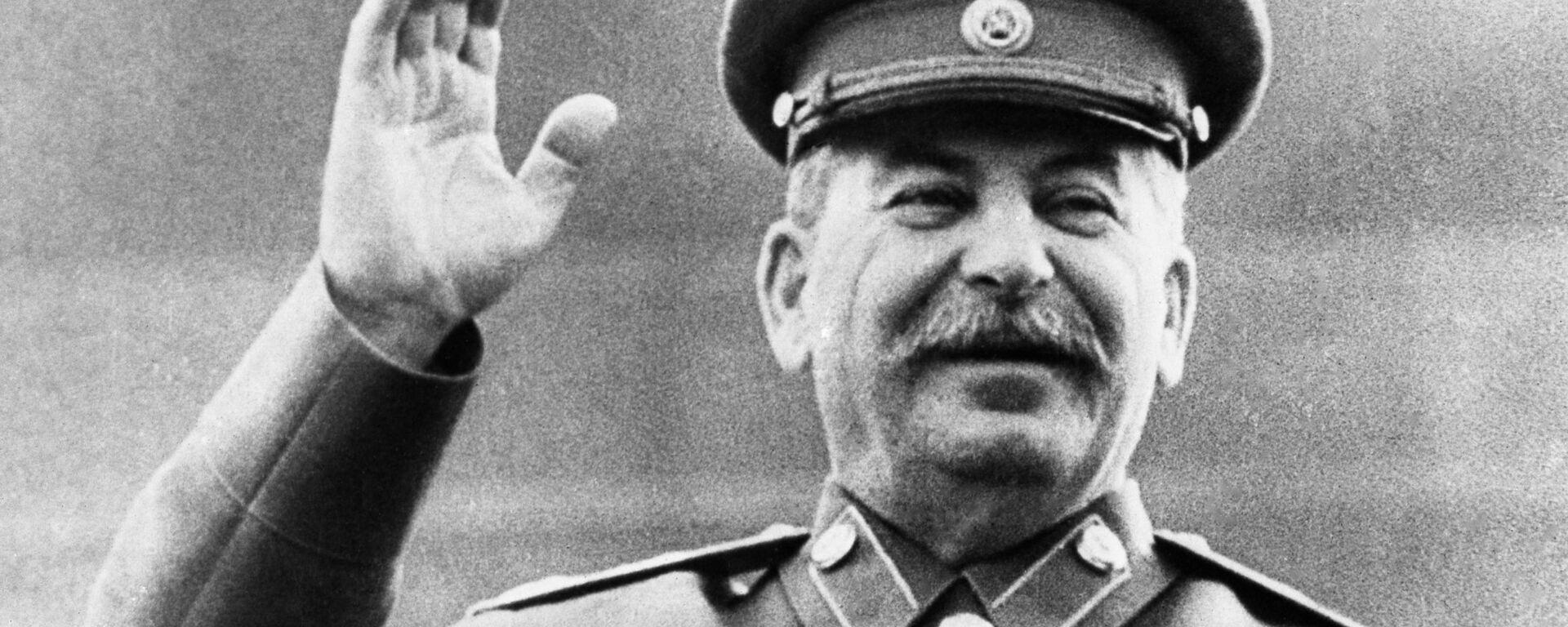 Józef Stalin  - Sputnik Polska, 1920, 30.08.2021