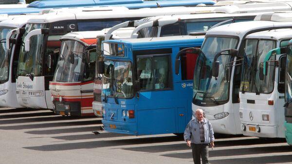 Centralny dworzec autobusowy w Moskwie - Sputnik Polska