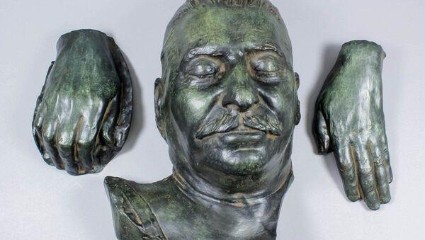 Pośmiertna maska Stalina - Sputnik Polska