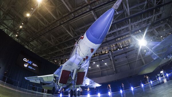 MiG-35 - Sputnik Polska