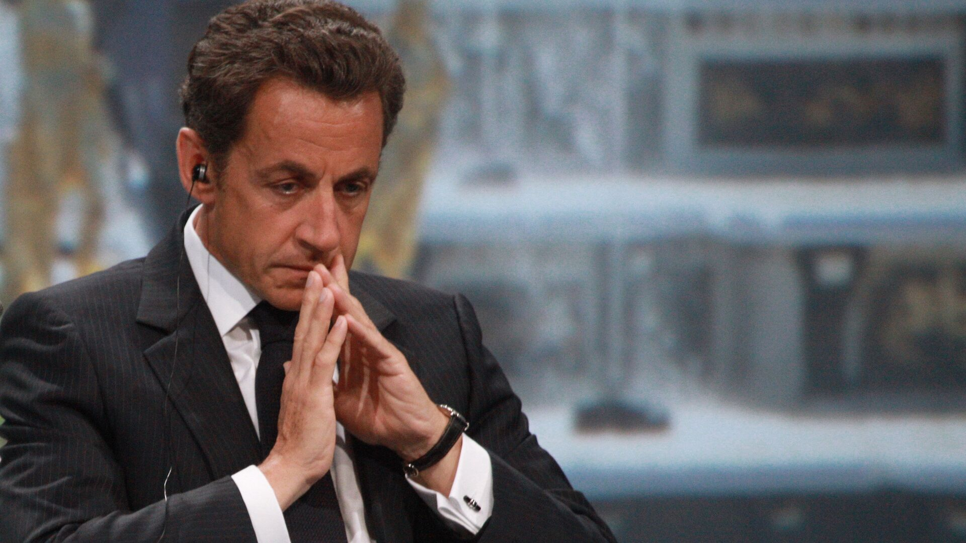 Nicolas Sarkozy  - Sputnik Polska, 1920, 30.09.2021