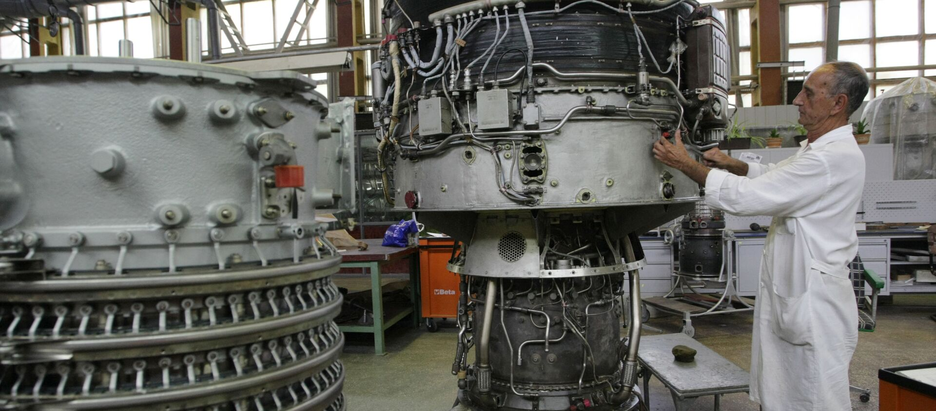 Motor Sicz - Sputnik Polska, 1920, 20.03.2021