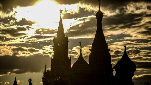 Wieża Spasska, Moskwa - Sputnik Polska