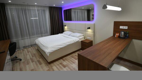 Pokój hotelowy - Sputnik Polska