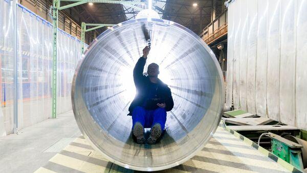 Nord Stream 2 - Sputnik Polska