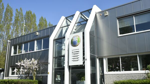 Siedziba OPCW w Hadze - Sputnik Polska