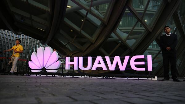 Logo Huawei - Sputnik Polska