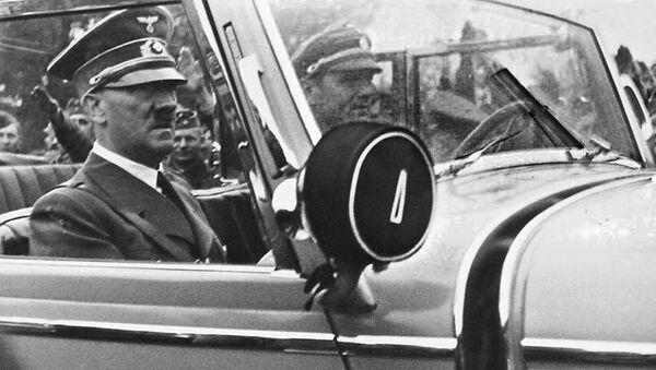Adolf Hitler w Polsce, 1939 rok - Sputnik Polska