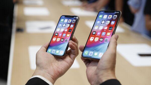Apple iPhone XS i XS Max - Sputnik Polska