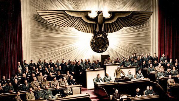 Adolf Hitler - Sputnik Polska