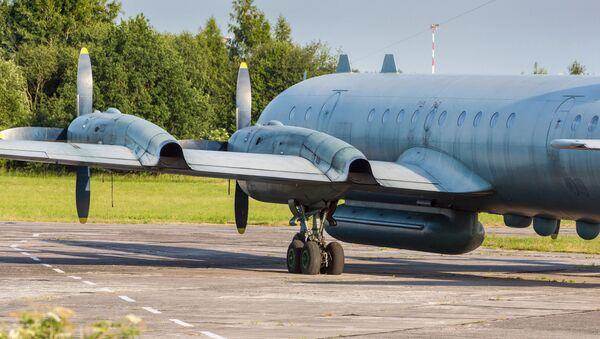 Samolot Ił-20 - Sputnik Polska