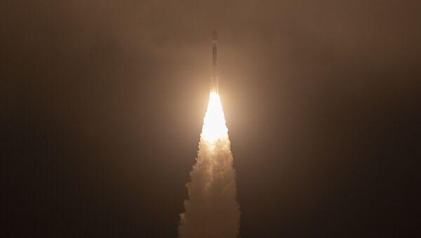 Start satelity ICESat-2 z bazy lotniczej Vandenberg w Kalifornii - Sputnik Polska