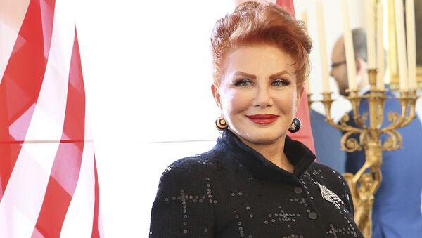 Nowa ambasador USA w Polsce Georgette Mosbacher - Sputnik Polska