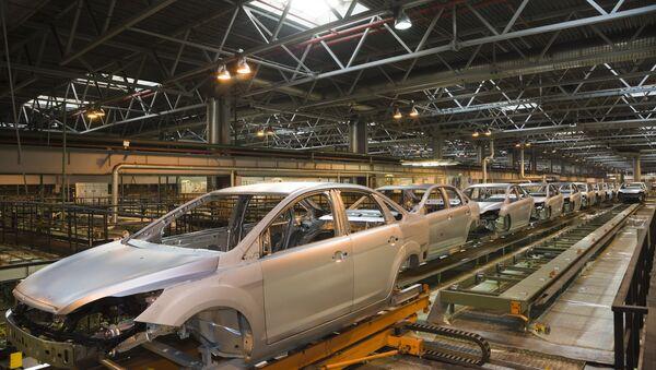 Fabryka Forda - Sputnik Polska