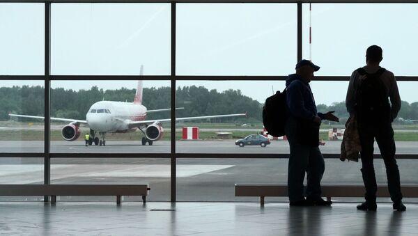 Lotnisko Chrabrowo w Kaliningradzie - Sputnik Polska