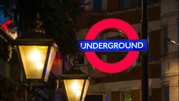 Metro w Londynie - Sputnik Polska