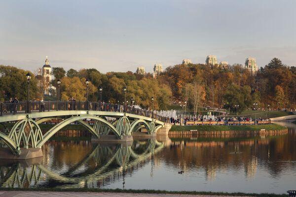 Park Carycyno w Moskwie - Sputnik Polska