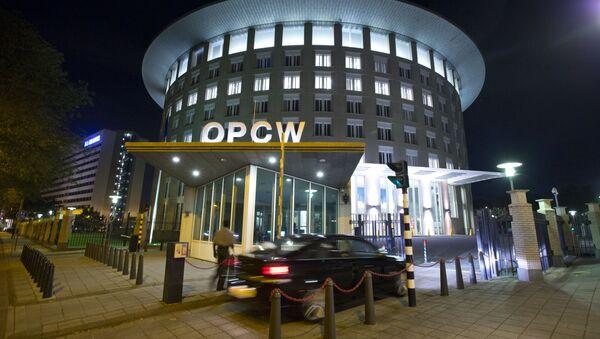 Siedziba OPCW - Sputnik Polska