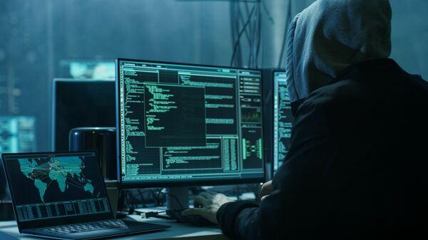 Haker - Sputnik Polska