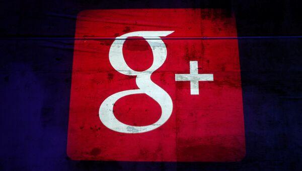 Logo sieci społecznościowej Google Plus - Sputnik Polska