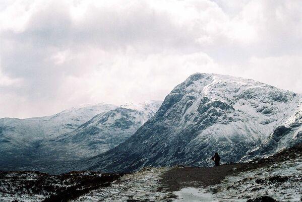 Buachaille Etive Mor – szczyt w paśmie Glencoe w Grampianach Zachodnich, Szkocja - Sputnik Polska