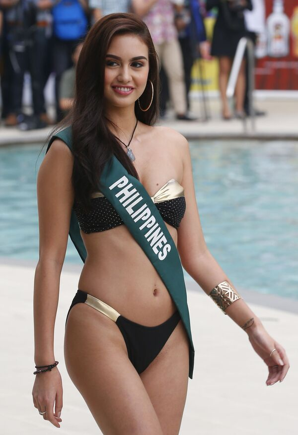 Uczestniczka konkursu Miss Earth 2018 - Sputnik Polska