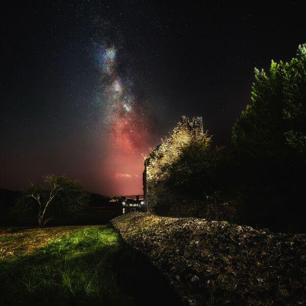 Droga Mleczna, Hiszpania - Sputnik Polska