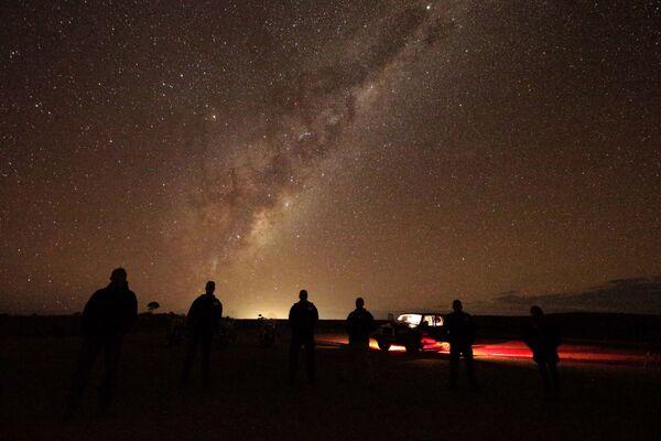 Droga Mleczna, Australia - Sputnik Polska