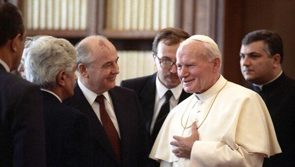 Jan Paweł II - Sputnik Polska