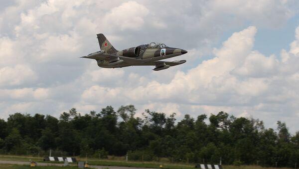 Samolot szkoleniowy Ł-39 Albatros - Sputnik Polska