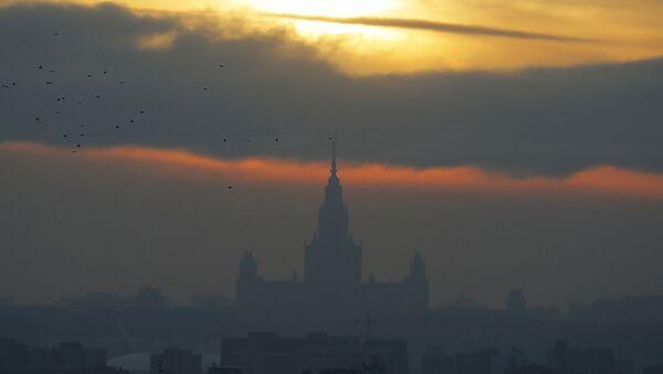 Słońce w Moskwie - Sputnik Polska