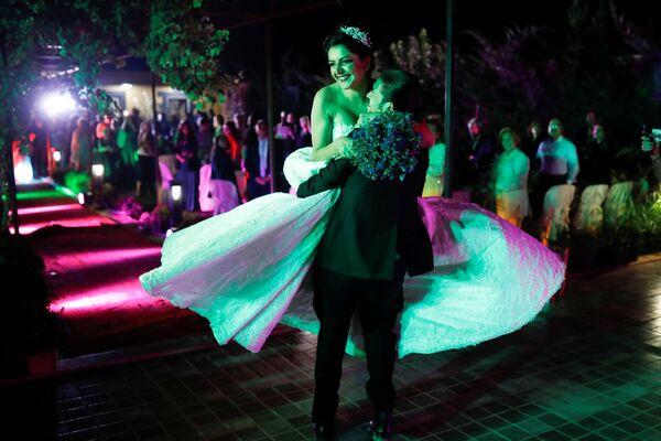 Ślub w Damaszku - Sputnik Polska