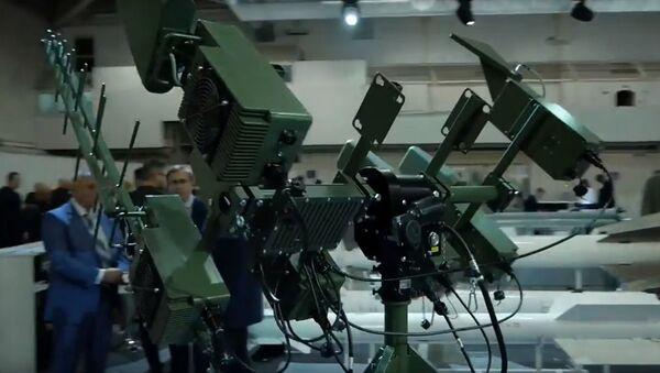 """Ukraiński system do zwalczania technicznych środków rozpoznawczych """"Nota"""" - Sputnik Polska"""