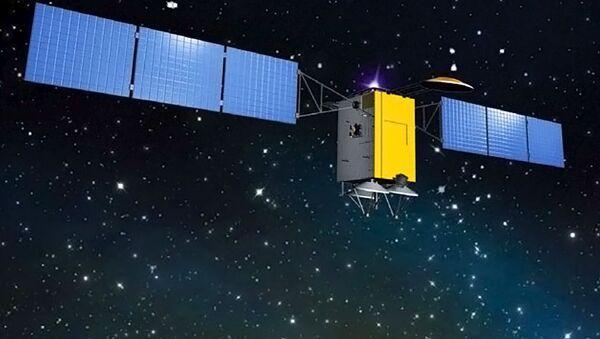 Satelita Lybid - Sputnik Polska