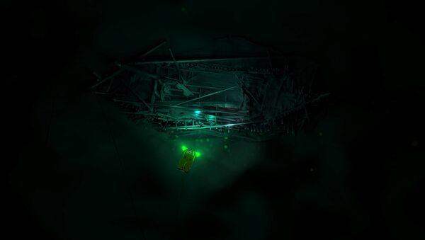 Brytyjscy archeolodzy odnaleźli najstarszy na świecie, zachowany w nienaruszonym stanie statek - Sputnik Polska