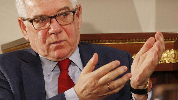 Minister spraw zagranicznych Polski Jacek Czaputowicz - Sputnik Polska