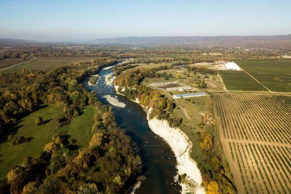 Rzeka Biała w Republice Adygei - Sputnik Polska